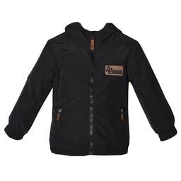 L&P L&P - Boys HE5 Outdoor Coat, Black