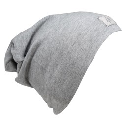 L&P L&P - Boston V20, Cotton Beanie, Heather Gray