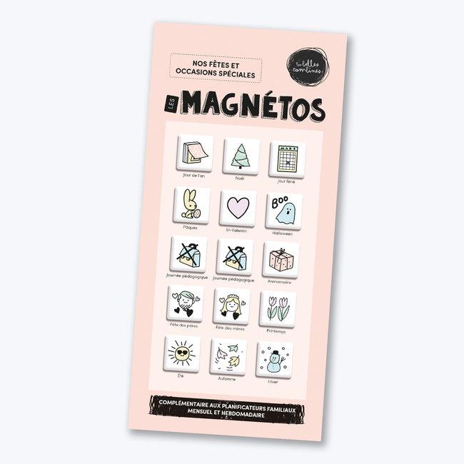 Les Belles Combines Les Belles Combines - Magnets, Holidays and Specials Events