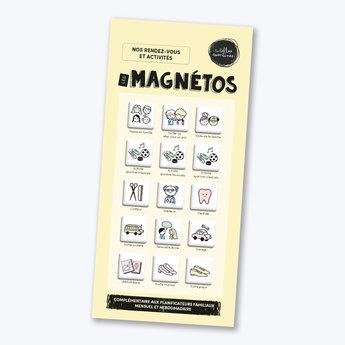 Les Belles Combines - Les Magnétos, Rendez-vous et Activités