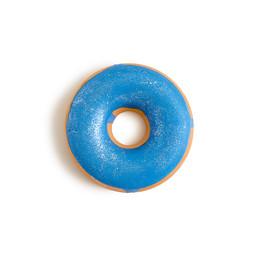 Tweemade Tweemade - Sidewalk Chalk Donut, Blue Orange