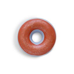 Tweemade Tweemade - Sidewalk Chalk Donut, Orange Blue