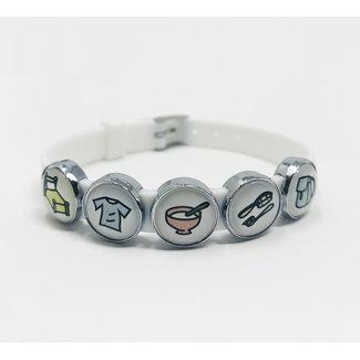 Les Belles Combines Les Belles Combines - My Morning Routine Bracelet