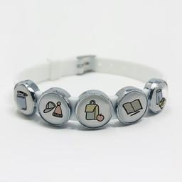 Les Belles Combines - Bracelet Dans mon Sac d'École