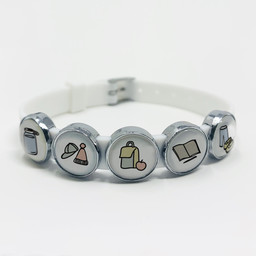 Les Belles Combines Les Belles Combines - Bracelet Dans mon Sac d'École
