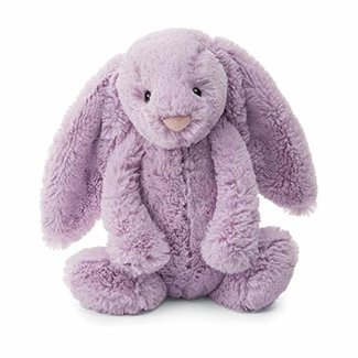 """Jellycat Jellycat - Bashful Bunny, Lilac 7"""""""