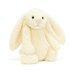 "Jellycat Jellycat - Bashful Bunny, Buttermilk 7"""