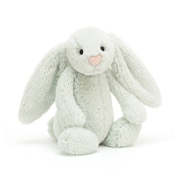 "Jellycat Jellycat - Bashful Bunny, Seaspray 7"""
