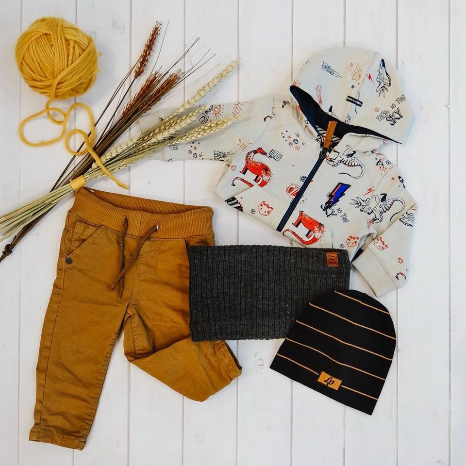 7 tendances automnales en mode enfantine