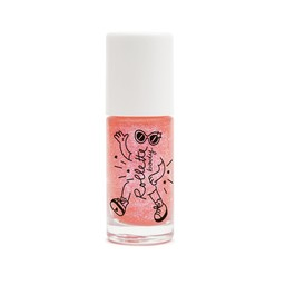 Nailmatic Nailmatic - Glitter Body Gel Body Rolette, Strawberry Red