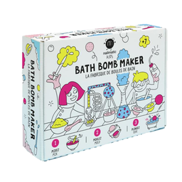Nailmatic Nailmatic - Bath Bomb Maker Kit