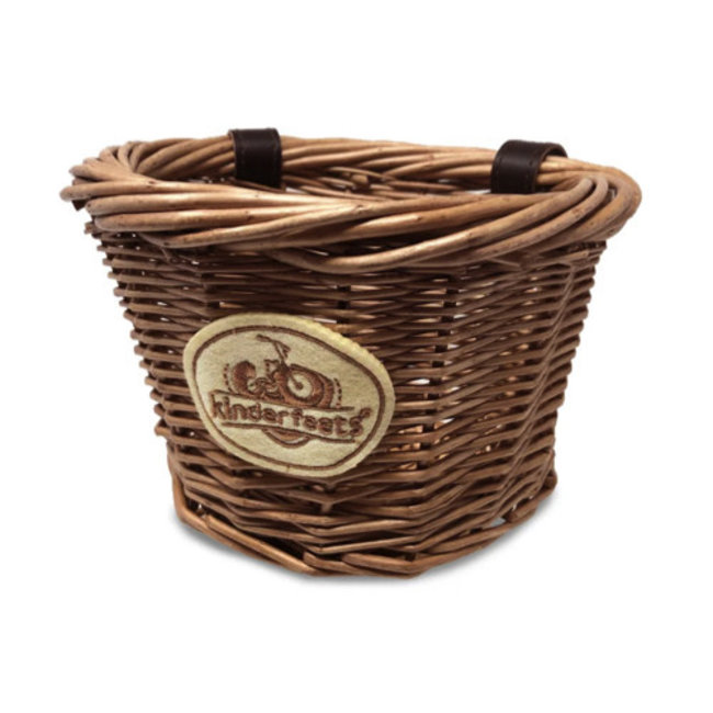 Kinderfeets Kinderfeets - Basket for Balance Bike Tiny Tot 2-en-1