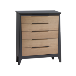 Natart Juvenile Nest Flexx - 5 Drawer Dresser