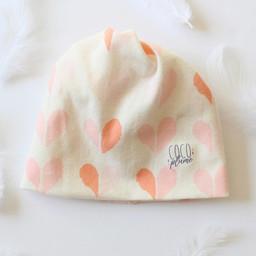 Coco Plume Coco Plume - Hat for Premature, Hearts