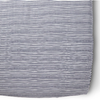 Pehr Pehr - Fitted Crib Sheet, Ink Blue Stripes
