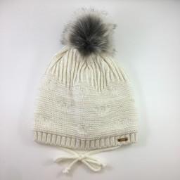 Broel Broel - Hoppa Hat, Shiny Ecru