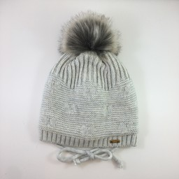 Broel Broel - Hoppa Hat, Shiny Light Grey
