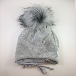 Broel Broel - Iliada Hat, Light Grey Unicorn