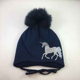 Broel Broel - Iliada Hat, Navy Unicorn