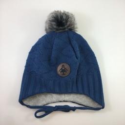 Broel Broel - Mattia Hat, Steel Blue
