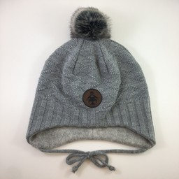 Broel Broel - Mattia Hat, Light Grey