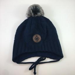 Broel Broel - Mattia Hat, Navy