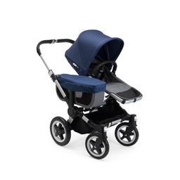 Ensemble dExtension Bugaboo Donkey Twin Noir
