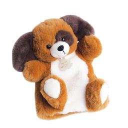 Histoire d'ours Histoire d'Ours - Plush Puppet 25cm, Dog