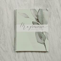 Moments ancrés Moments Ancrés - Pregnancy Journal, Giant Leaves