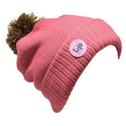 L&P L&P - Whistler, Winter Hat with Bobble, Winter Pink