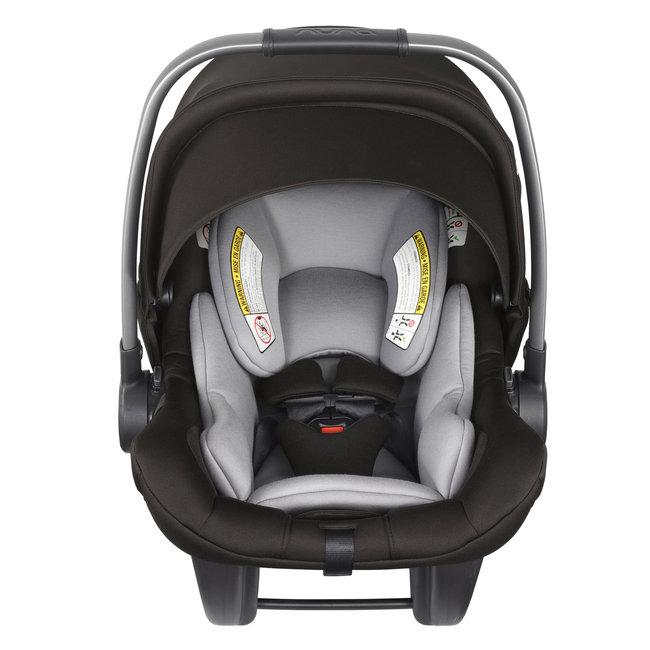 Nuna Nuna Pipa Lite LX - Infant Car Seat, Caviar
