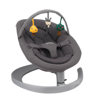 Nuna Nuna - Leaf Grow Baby Seat, Iron