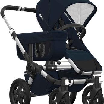 Bugaboo Bugaboo Donkey2 PLUS - Classic Mono Complete Stroller