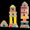 Lilliputiens Lilliputiens - Jungle Building Blocks