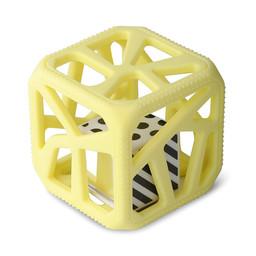 Munch Mitt Chew Cube - Cube de Dentition, Jaune