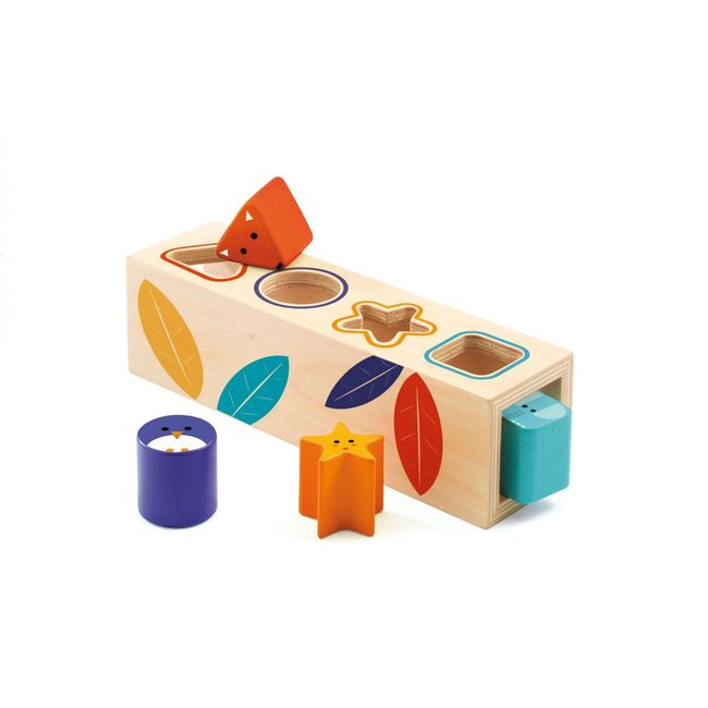 Djeco Djeco - BoitaBasic Shape Sorter