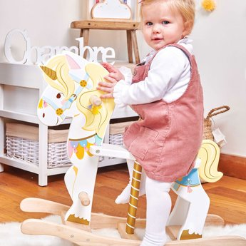 Le Toy Van Le Toy Van - Rocking Unicorn Carousel