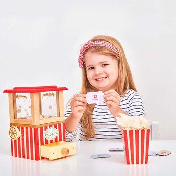 Le Toy Van Le Toy Van - Machine à Popcorn en Bois