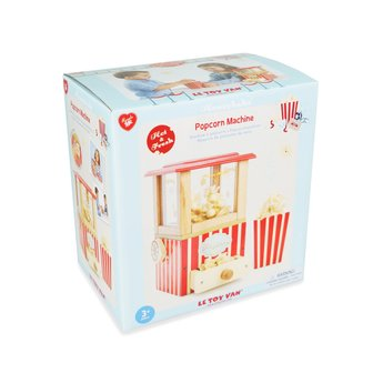 Le Toy Van Le Toy Van - Wooden Popcorn Machine