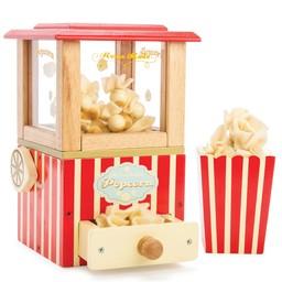 Le Toy Van Le Toy Van - Wooden Popcorn Machine