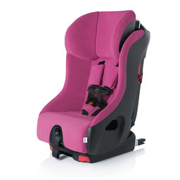 Clek DEMO SALE - Clek FOONF - Crypton Fabric Car Seat, Flamingo