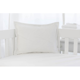 Bouton Jaune Bouton Jaune - 12x16 Inches Pillow Cover, Trois Petits Pois, Blue