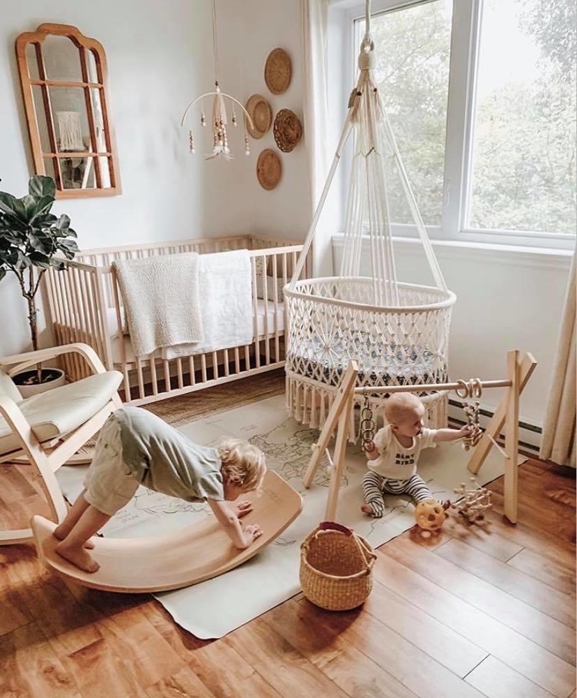 7 tendances déco à intégrer dans la chambre de bébé