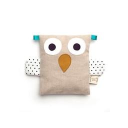 Raplapla Raplapla - Baby Night Owl, Linen