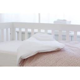 Bouton Jaune Bouton Jaune - Duvet Cover for Crib, Petite Bohemienne