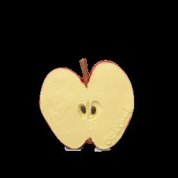 Oli & Carol Oli & Carol - Jouet de Dentition, Pepita la Pomme