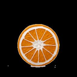 Oli & Carol Oli & Carol - Teether Toy, Clementino the Orange