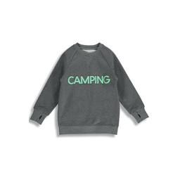 Birdz Children & Co Birdz - Camping Sweat, Grey