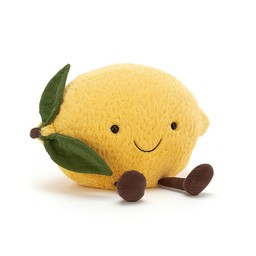 "Jellycat Jellycat - Medium Lemon 10"""