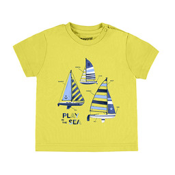 Mayoral Mayoral - Regatta T-Shirt, Sun